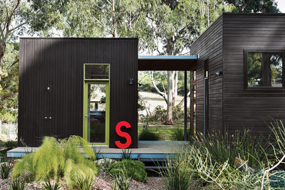 modular prefab beach house