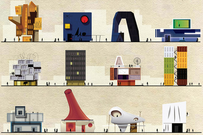 federico babina archist city 01