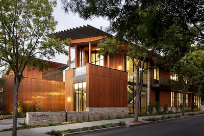 Packard Foundation offices in California