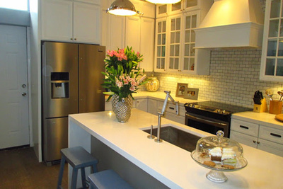 rowhouse showdown kitchen