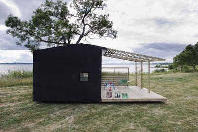 minihouse prefab profile deck