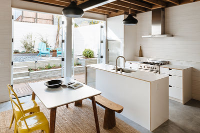 banks street residence kitchen