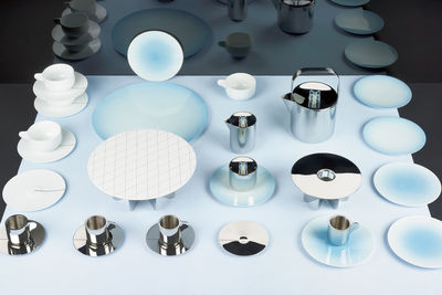 Scholten & Baijngs tea set for Georg Jensen