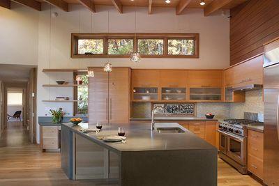 Aleph Residence Kitchen, Asheville, NC