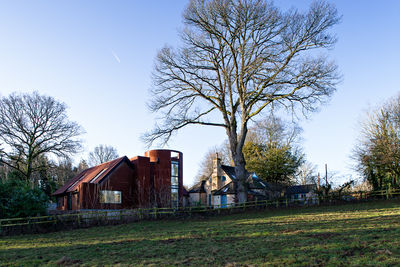 gasworks england exterior barn