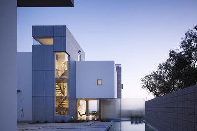 ehrlich architects zeidler residence aptos california exterior matthew millman