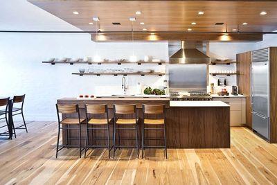 flatiron loft kitchen island stools