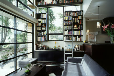 waterview house bookcase