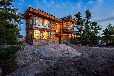 charles gane cottage exterior rec