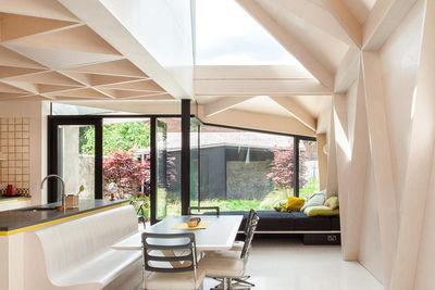 dublin victorian extension kitchen full