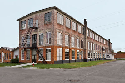 phillips factory exterior