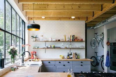 austin home kitchen shelving 7