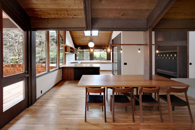 bainbridge island dining area rec