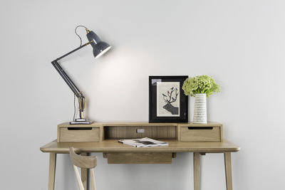 anglepoise original1227 brass desk lamp elephant grey