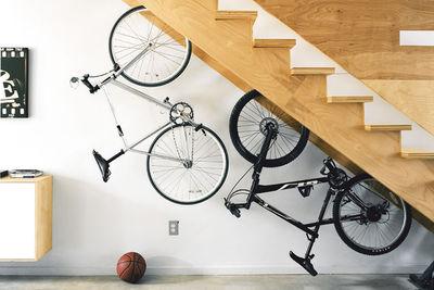 ludeman 100k house bike storage staircase