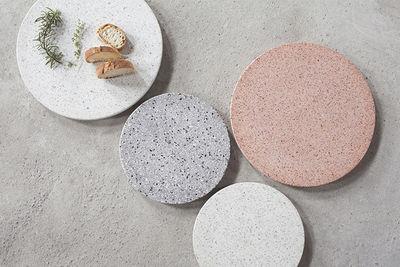 serax colorful terrazzo platters 675x450