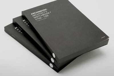 Archimetric Notebook and Drawing Tool Set