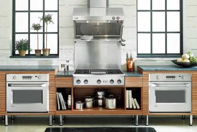 cooktop and wall oven  0