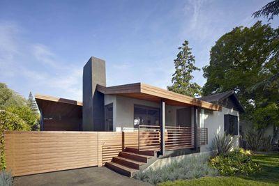 Ipe porch renovation