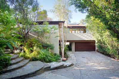 Lloyd Wright Home Brentwood