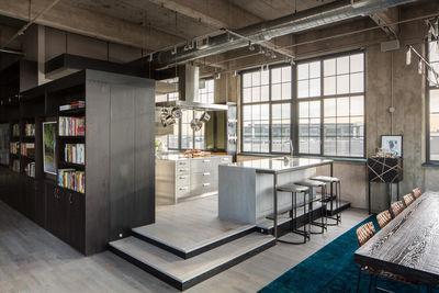 Open-plan Denver loft