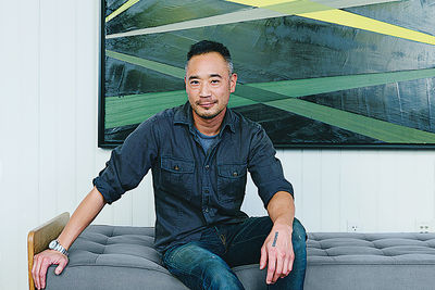 helping hands design leaders cliff fong portrait