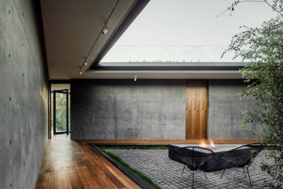 Oak Pass House by Noah Walker