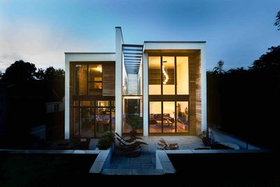 Modern house south of London