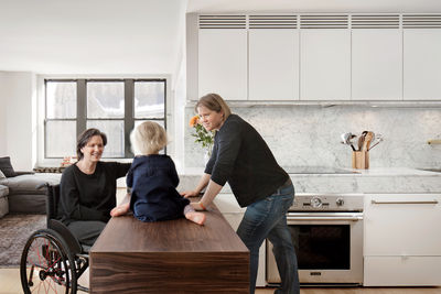 open table boston kitchen renovation wheelchair accessible