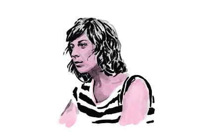 Ashira Israel portrait