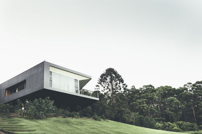 Modern house on Australia's Sunshine Coast