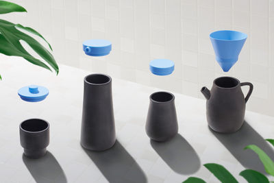 Vessels by Benwu Studio