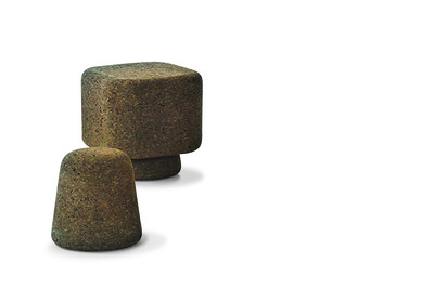 modern design young guns 2014 Tania da Cruz Bole stools cork