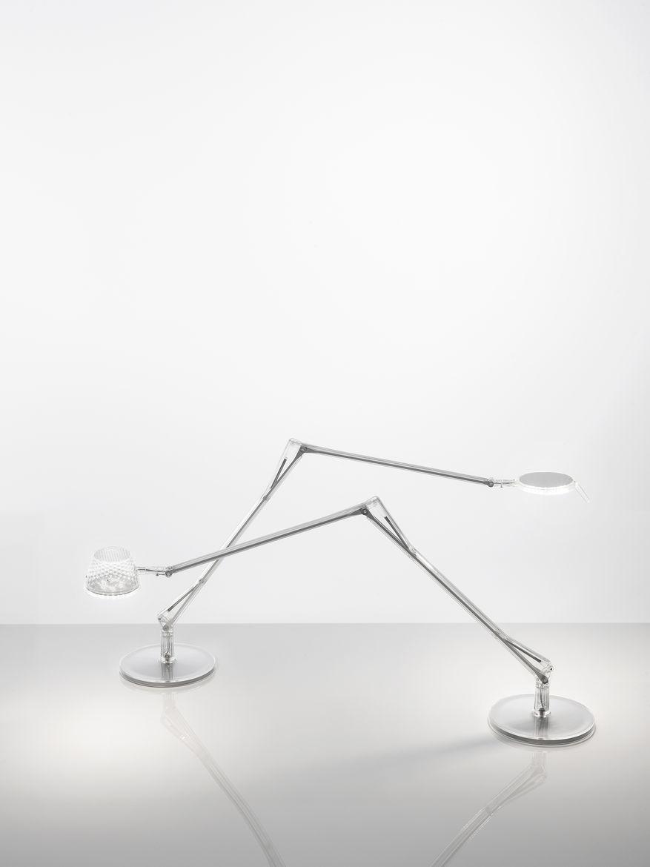 Alberto and Francesco Meda's Aledin LED table lamp for Kartell