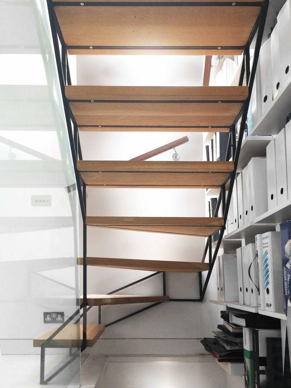 Grange Yard stairs