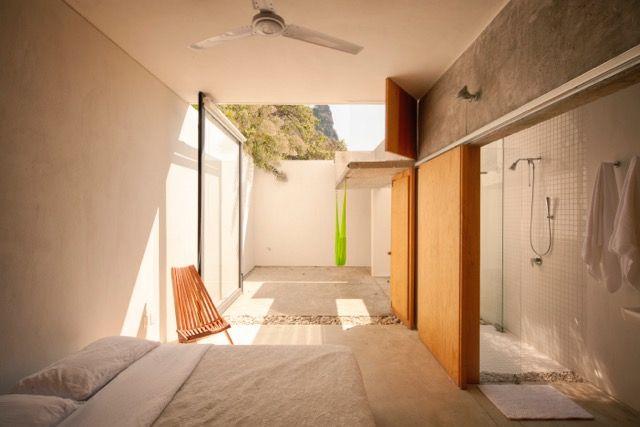 Meztitla house bedroom