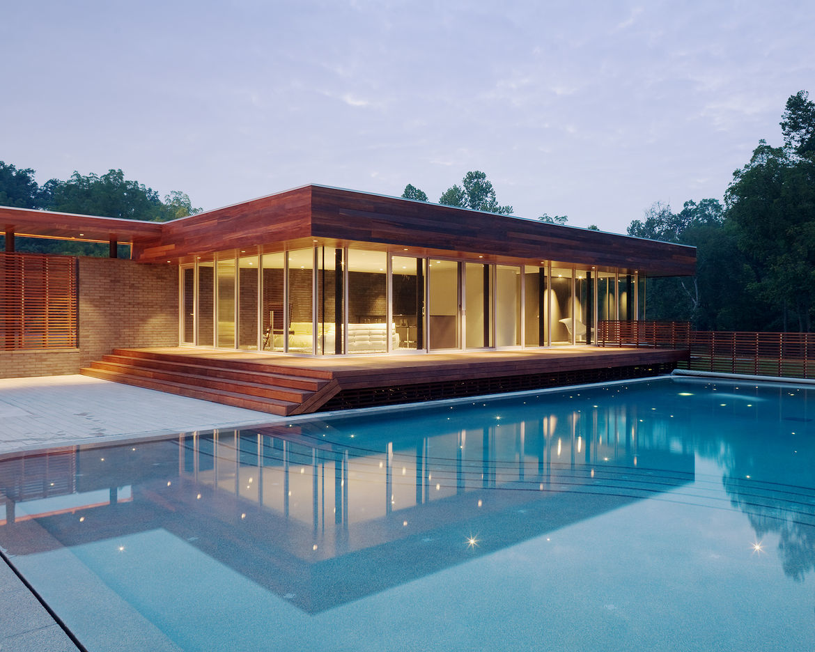 Curved House guest house