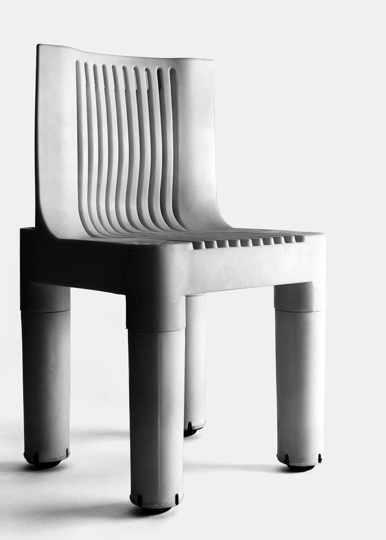K 1340 children's chair by Kartell