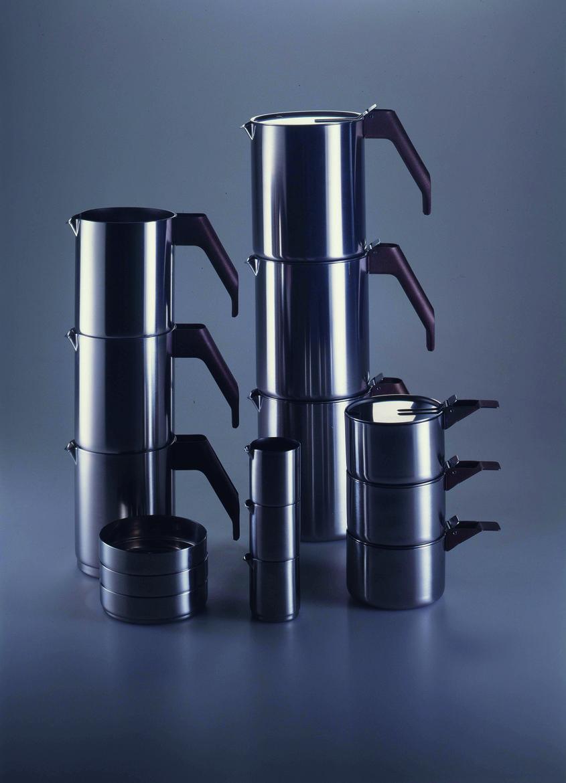4060, Coffee and tea set, Alessi