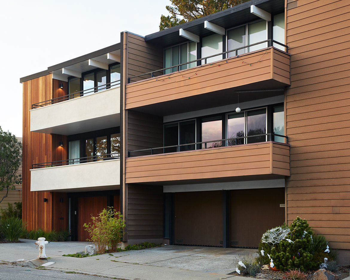 Renovated two-story Richler home in San Francisco