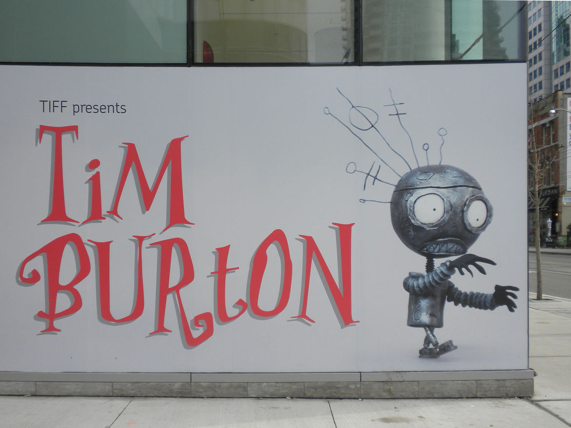 "My touring took me to the new <a href=""http://tiff.net/tiffbelllightbox"">TIFF Lightbox</a>, which was showing the <a href=""http://www.moma.org/visit/calendar/exhibitions/313"">Museum of Modern Art's Tim Burton retrospective</a>, originally exhibited in New"
