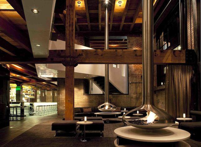 """<b><a href=""""http://www.25lusk.com/"""" target=""""_blank"""">TWENTY FIVE LUSK</a></b> Restaurant designed by <a href=""""http://www.ccs-architecture.com/v3/"""" target=""""_blank"""">CCS Architecture</a>  <br /><br />  This restaurant in the SoMa neighborhood of San Francisco"""