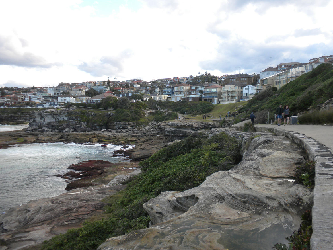One of the best parts of the Bondi to Bronte walk was the lack of safety rails (and warning signs); it was so refreshing to be expected to be responsible for yourself.<p></p><p></p>Check back soon for part two of Touring Sydney and in the meantime watch o