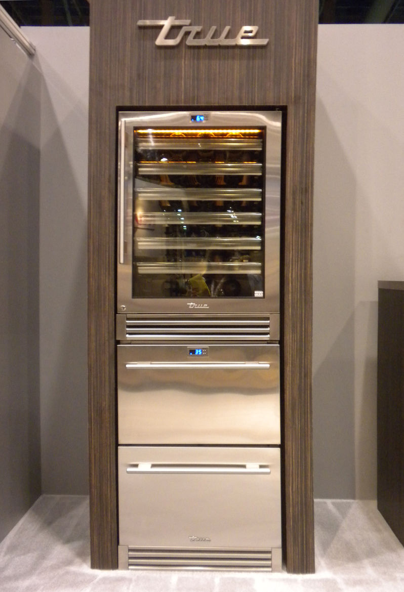 """Fisher & Paykel brought dishwasher drawers to popularity, and <a href=""""http://www.true-residential.com/"""">True</a> claims to be leading the pack in undercounter fridge drawers. Their recently launched residential collection is based on the company's long h"""