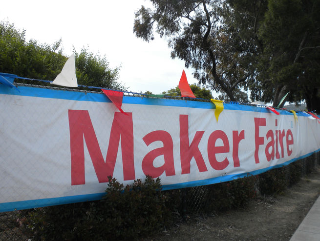 """In 2006, <a href=""""http://makezine.com/""""><i>Make</i></a> magazine hosted the first Maker Faire in San Mateo, California (located in between San Francisco and San Jose). Since then, it has launched annual """"faires"""" in Detroit and New York City as well as """"Mi"""