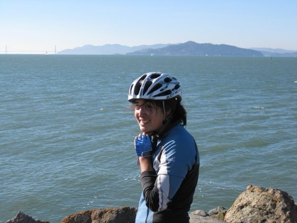 San Francisco-based landscape designer Amirah Shahid boxed up her bike and hopped a plane to China to bike from Beijing to Shanghai to learn about the country's cycling culture.