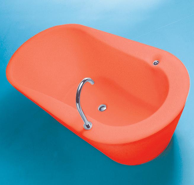LTT Illuminated bathtub by Jan Puylaert for Generate.