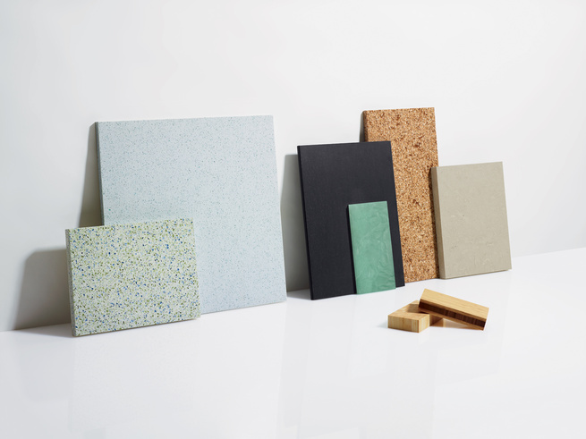 The countertops featured in Dwell Reports Counter Arguments.