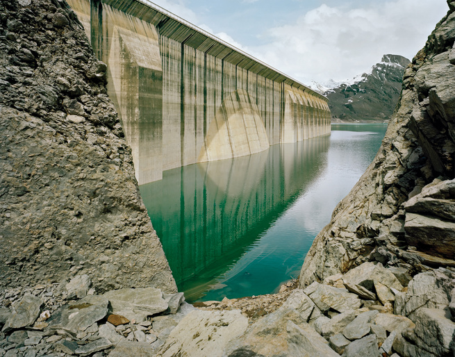 infrastructure impact on social landscapes