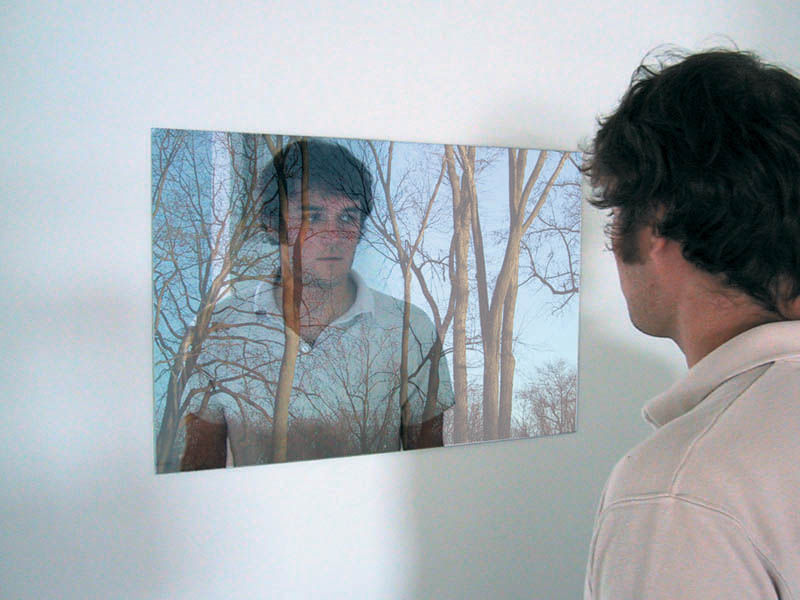 The Daydreams mirror is a reverent departure from the designer's interest in imperfection.